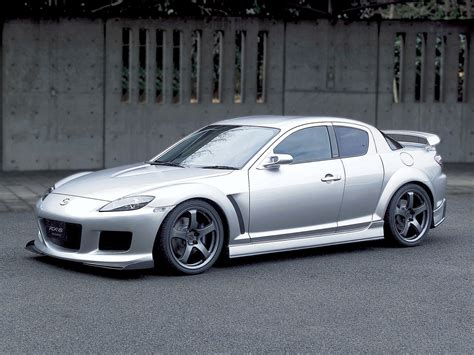 mazda car fast cars mazda rx 8 new sports car