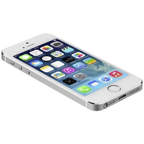 iphone 5s 16gb apple iphone 5s 16gb silver smartphones photopoint