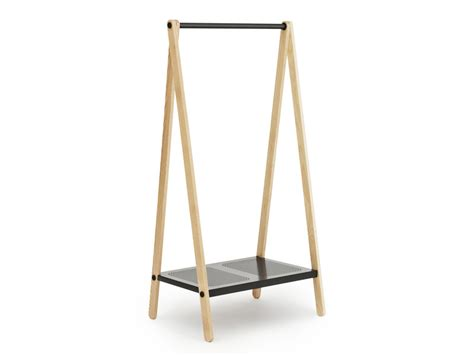 Decorative Clothes Rack Australia by Buy The Normann Copenhagen Toj Clothes Rack Grey At Nest Co Uk