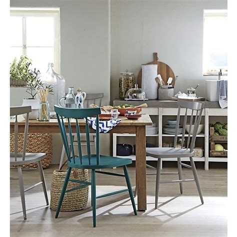 dining table set from crate and barrel dining room stuff
