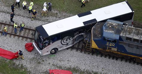 Crossing In Deadly Train-bus Collision Has History Of