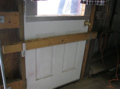 how to barricade a door how can i secure this door page 1 homes gardens and