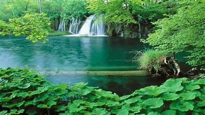 Nature Desktop Scene Wallpapers Waterfall
