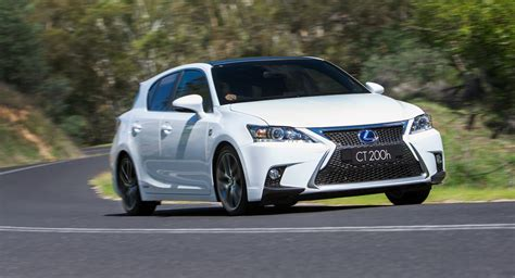 lexus ct200h review caradvice