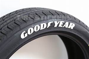 goodyear sticker shop collectibles online daily With goodyear tire lettering