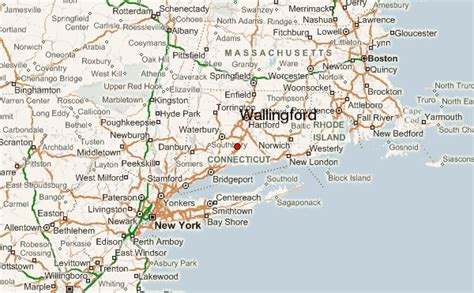 Scow Of Wallingford by The Gallery For Gt Usa Map States And Cities