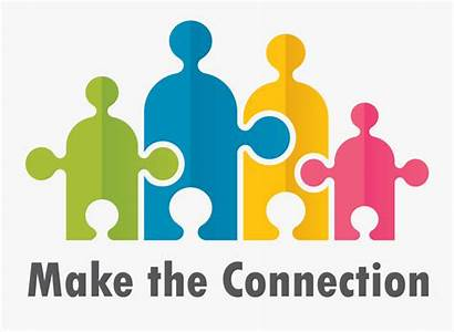 Connections Connection Clip Building Reunited Clipart Industry