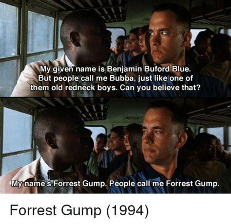 Shrimp Gump Meme Forrest Bubba