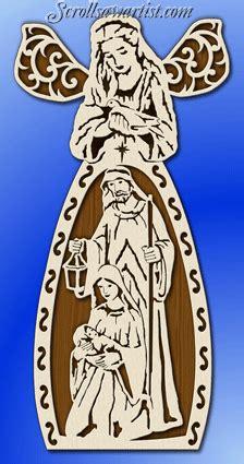 scrollsaw nativity scene patterns scroll