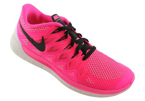 Nike Free Run 5.0 Womens Lightweight Running Shoes