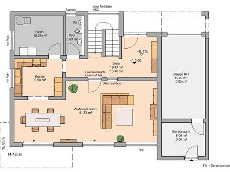 Moderne Häuser Architektur Grundriss by Bauh 228 User Grundrisse Grundriss Einfamilienhaus Haus