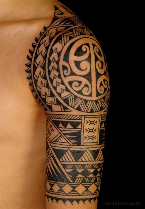 Power 70 Best Tribal Tattoos For Men Improb