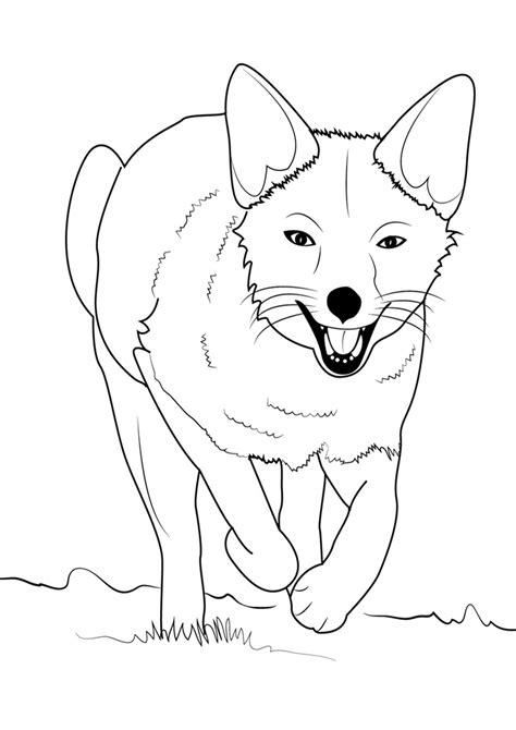 disegni di bambini abusati 42 disegni di volpi da colorare pianetabambini it