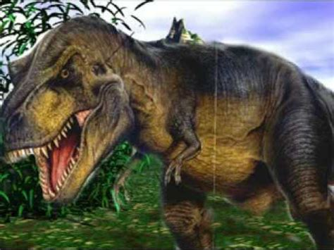 rex roar sound design youtube