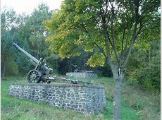 The National cultural landmark Dukla battlefieldVojenský