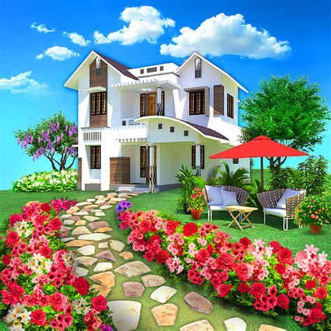dream garden gardening design makeover game