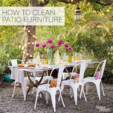 how to clean wood dining table 71 best images about garden furniture on pinterest