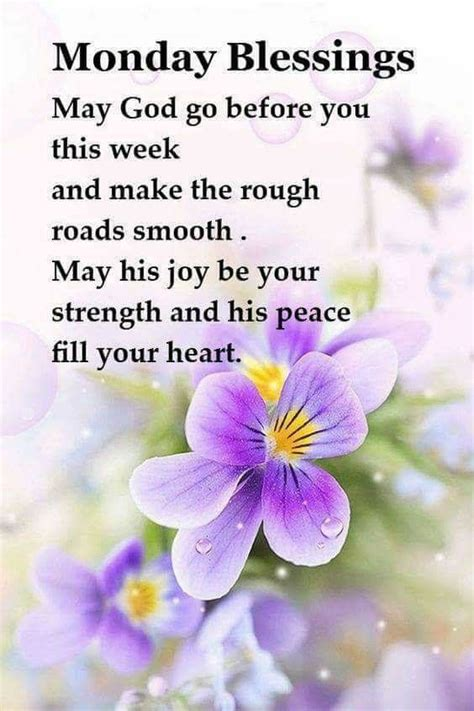 monday blessings pictures   images  facebook