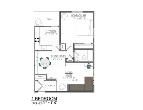 Floor Plans & Pricing  Prospect Pointe Apartments