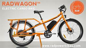 E Bike Power : 2017 radwagon electric cargo bike from rad power bikes ~ Jslefanu.com Haus und Dekorationen