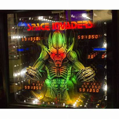 Space Invaders Pinball Machine Arcade Bally