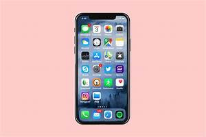 Front Portrait View Of Iphone Xs Mockup Generator