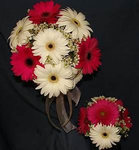 Gerbera Daisy Wedding Bouquets   I was enchanted to meet you