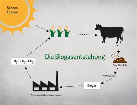 Wie Entsteht Biogas by Was Ist Biogas Biogasanlagen Info De