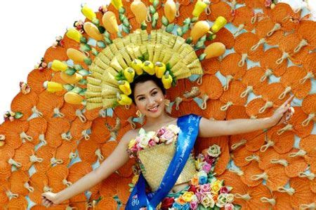 filipina   costume pahiyas festival