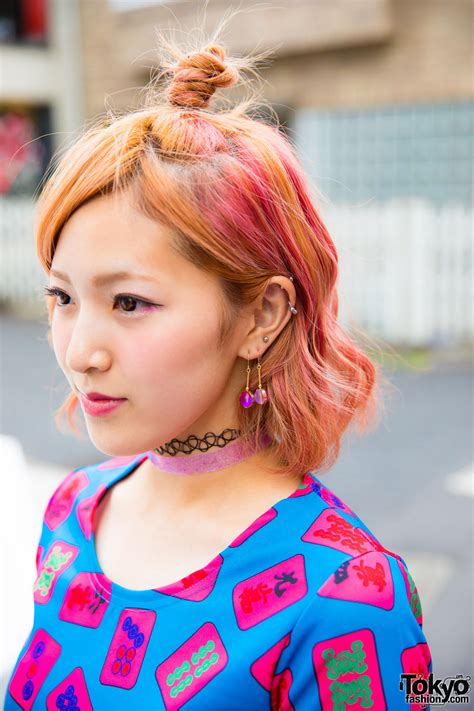 japanese pair  street styles  harajuku  galaxxxy