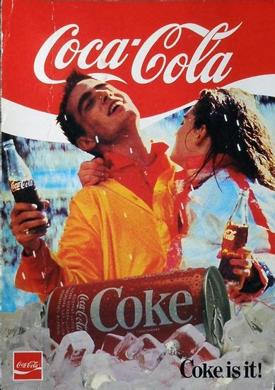 coca cola advertising