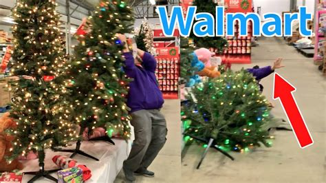 real christmas tree cost walmart rkoing trees in walmart
