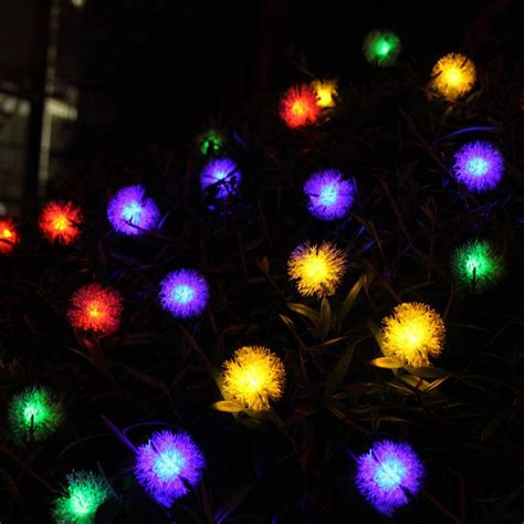 color changing led christmas lights ball color changing l post light led christmas lighting