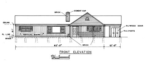 plan of house simple house plans