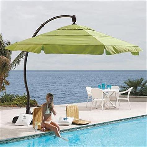 outdoor decor european side mount 11 umbrella