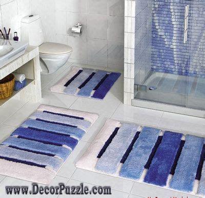 Modern Bathroom Rugs by Modern Bathroom Rug Sets Bath Mats 2017 Blue Bathroom