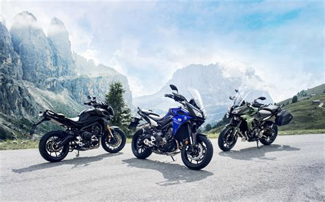 Yamaha Mt 09 4k Wallpapers by Wallpapers Yamaha Mt 09 Tracer 4k 2018 Bikes