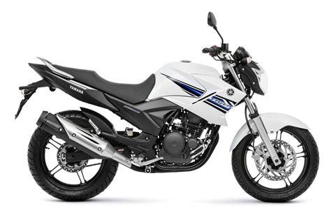 Nova Yamaha Fazer 250 2016 - Preço, Consumo, Fotos