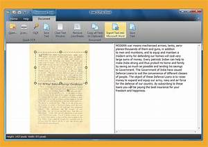 3 free ocr omnipage 18 alternative With ocr document scanning software