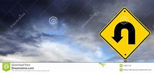 Stormy Weather Ahead Road Sign Stock Image | CartoonDealer ...