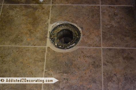 Groutable Self Adhesive Vinyl Floor Tiles by Bathroom Progress And Five Reasons I Groutable Self