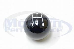 Hurst Black Shift Knob ly fits Hurst shifter Shifters