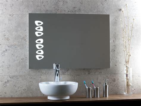 miroir avec eclairage integre miroir avec 233 clairage int 233 gr 233 desire by glassolutions