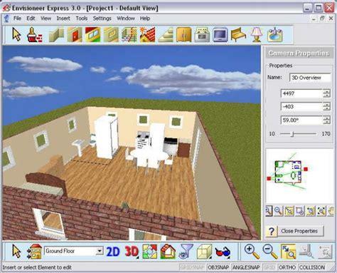 logiciel gratuit architecture interieure le top des logiciels gratuits de d 233 coration d am 233 nagement d int 233 rieur