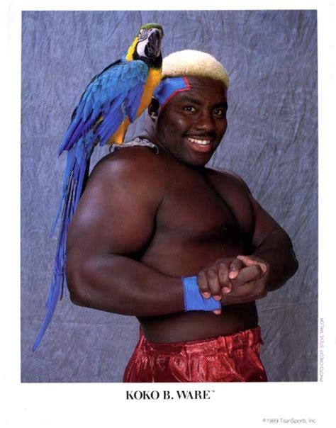 Happy Birthday To Koko B Ware!  Wrestling Amino