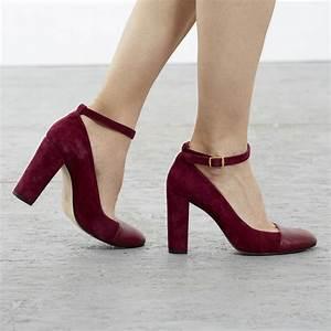 Semelles Pour Chaussures Trop Grandes : des chaussures talons confortables et styl es pour le bureau madame figaro ~ Melissatoandfro.com Idées de Décoration