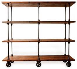 Industrial Bookcases by Industrial Loft Collection Industrial Bookcases