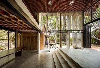 Anupama Kundoo Wall Architecture Stage Process 2000