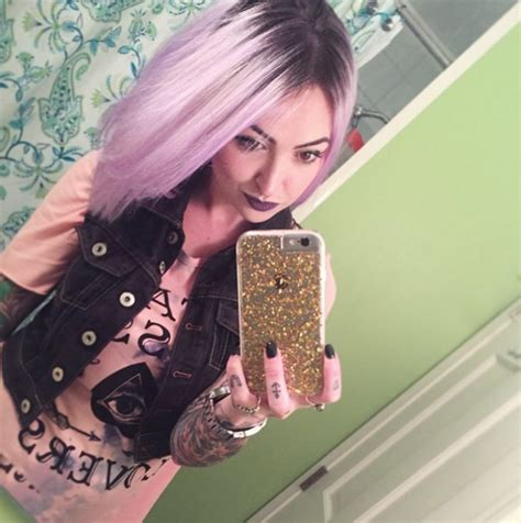 gorgeous pastel purple hairstyles  short long