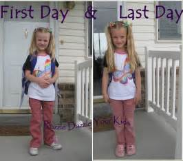 Cute 6th-Grade First Day of School Hairstyles